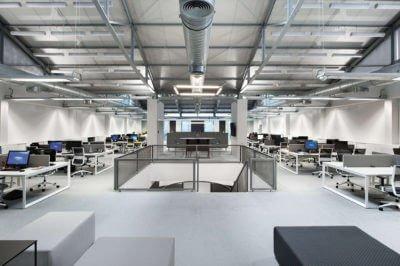 5 tendencias en diseño de oficinas para 2018